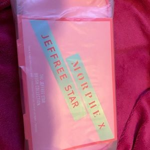 Morphe Jeffree star face brush collection